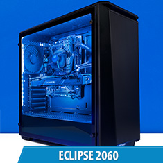 PCCG Eclipse 2060 Gaming System