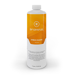 EK CryoFuel Amber Orange Premix 1000mL