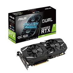 ASUS GeForce RTX 2060 Dual OC 6GB