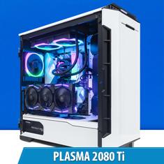 PCCG Plasma 2080 Ti Gaming System