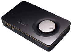 ASUS Xonar U7 MK II Sound Card and Headphone Amplifier
