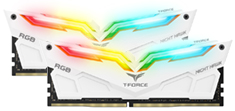Team T-Force Night Hawk RGB 3200MHz 16GB (2x8GB) DDR4 White