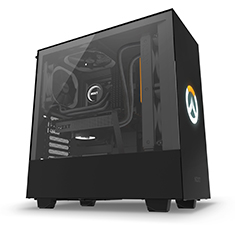 NZXT H500 Mid Tower Case Overwatch Edition