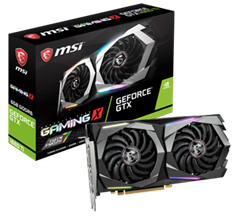 MSI GeForce GTX 1660 Ti Gaming X 6GB
