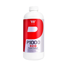 Thermaltake P1000 Pastel Coolant 1L Red