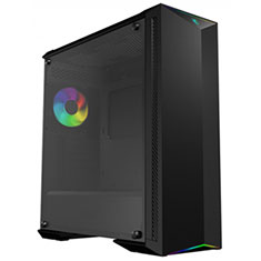 MSI Gungnir 100 RGB Tempered Glass Case