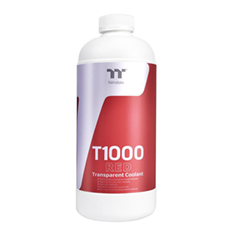 Thermaltake T1000 Transparent Coolant 1L Red