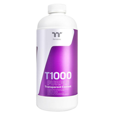 Thermaltake T1000 Transparent Coolant 1L Purple