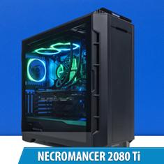 PCCG Necromancer 2080 Ti Gaming System