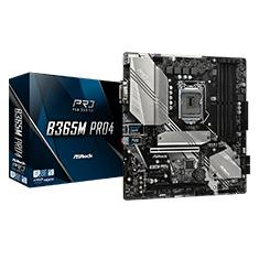 ASRock B365M-Pro4 Motherboard