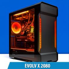 PCCG Evolv X 2080 Gaming System