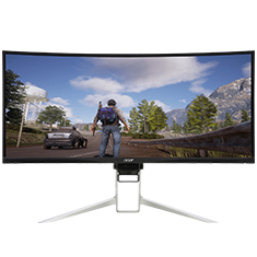 Acer XR342CKP UW-QHD Adaptive-Sync 34in IPS Gaming Monitor