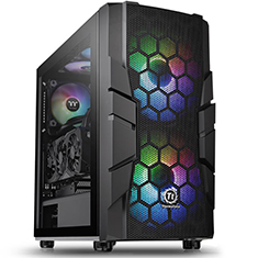 Thermaltake Commander C33 TG ARGB Case