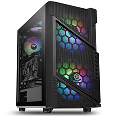 Thermaltake Commander C31 TG ARGB Case