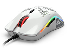 Glorious Model O Gaming Mouse - Glossy White