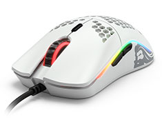 Glorious Model O Gaming Mouse Matte White