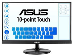 ASUS VT229H 21.5in FHD IPS Touch Monitor