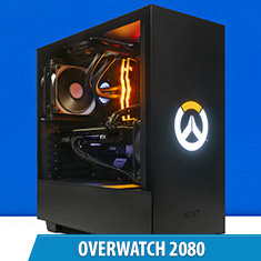 PCCG Overwatch 2080 Gaming System