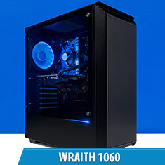 PCCG Wraith 1060 Gaming System