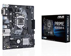 ASUS Prime B365M-K Motherboard