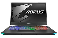 Gigabyte AORUS 15 W9 Core i7 RTX 2060 15.6in 144Hz Notebook