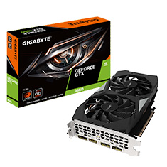 Gigabyte GeForce GTX 1660 OC 6GB