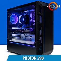 PCCG Photon 590 Gaming System