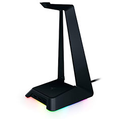 Razer Base Station Chroma RGB Headset Stand with USB Hub