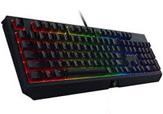 Razer Blackwidow Mechanical Gaming Keyboard Green Switch