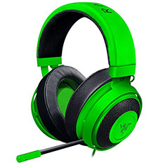 Razer Kraken Gaming Headset Green