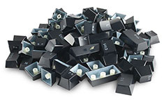 Glorious Keycap Set Black
