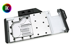 EK Vector Strix RTX 2070 RGB Nickel Plexi