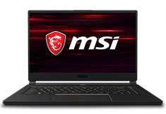 MSI GS65 Stealth Core i7 RTX 2080 15.6in 144Hz Notebook