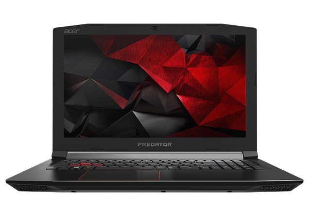Acer Predator Helios Core i7 GeForce GTX 1060 15.6in Notebook