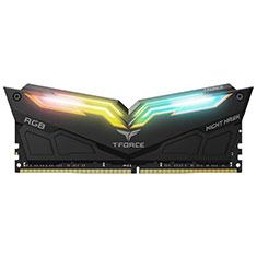 Team T-Force Night Hawk RGB 3600MHz 16GB (2x8GB) DDR4 Black