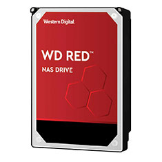 Western Digital WD Red 6TB WD60EFRX 3.5in NAS Hard Drive