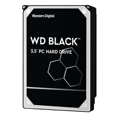 Western Digital WD Black 4TB WD4005FZBX 3.5in Hard Drive
