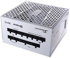 Seasonic Prime SnowSilent Platinum 650W Power Supply