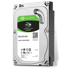 Seagate Barracuda 3TB ST3000DM007 3.5in Hard Drive