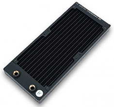EK CoolStream SE 240 Slim Dual Radiator