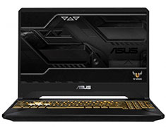 ASUS TUF Core i7 GeForce GTX 1050Ti 15.6in Notebook
