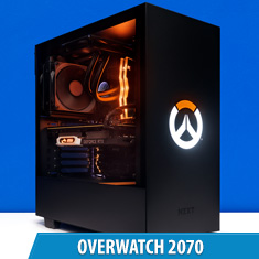 PCCG Overwatch 2070 Gaming System