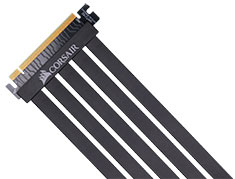 Corsair Premium PCIe 3.0 x16 Extension Cable 300mm