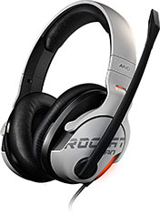 Roccat Khan Aimo 7.1 RGB Gaming Headset White