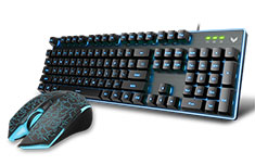 Rapoo V100S Gaming Bundle