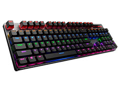 Rapoo V500 Pro Backlit Mechanical Gaming Keyboard Blue Switch