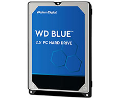 Western Digital WD Blue WD20SPZX 2.5in 2TB HDD
