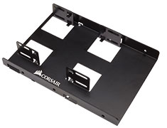 Corsair Dual 2.5in SSD Mounting Bracket