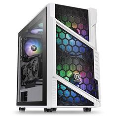 Thermaltake Commander C31 TG ARGB Case Snow Edition