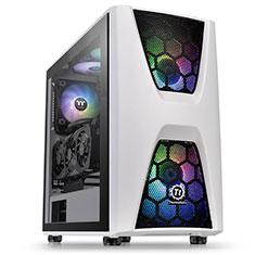 Thermaltake Commander C34 TG ARGB Case Snow Edition